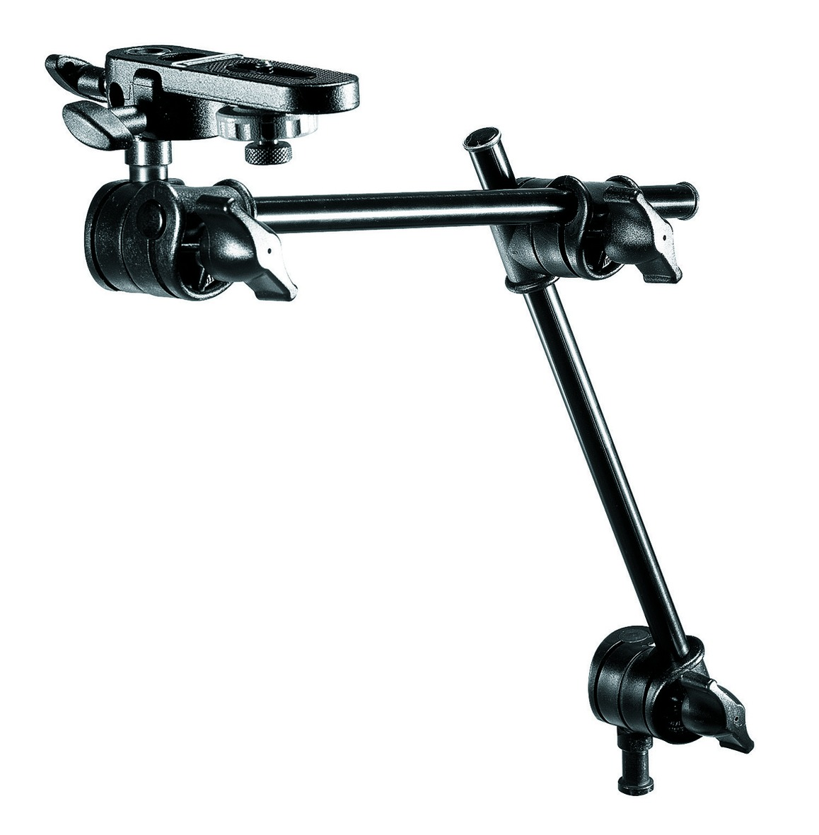 Manfrotto 396B 2 2 Section Double Articulated Arm with Camera Bracket